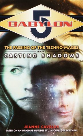 Babylon 5 novel Casting Shadows cover