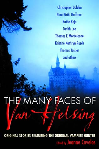 The Many Faces of Van Helsing cover